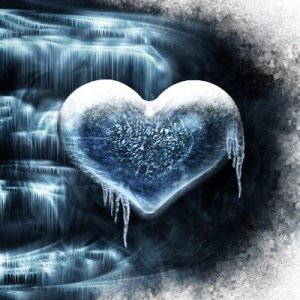 gelo nel cuore...